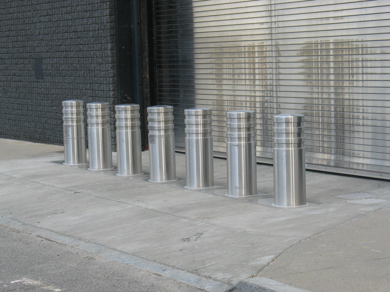 Traffic Ticket Nyc >> K-Rated Bollards | Nasatka Security