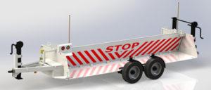 NMSB XVI | Mobile Barrier M40 (K8)