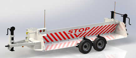 NMSB XVI | Mobile Barrier M40 (K8)